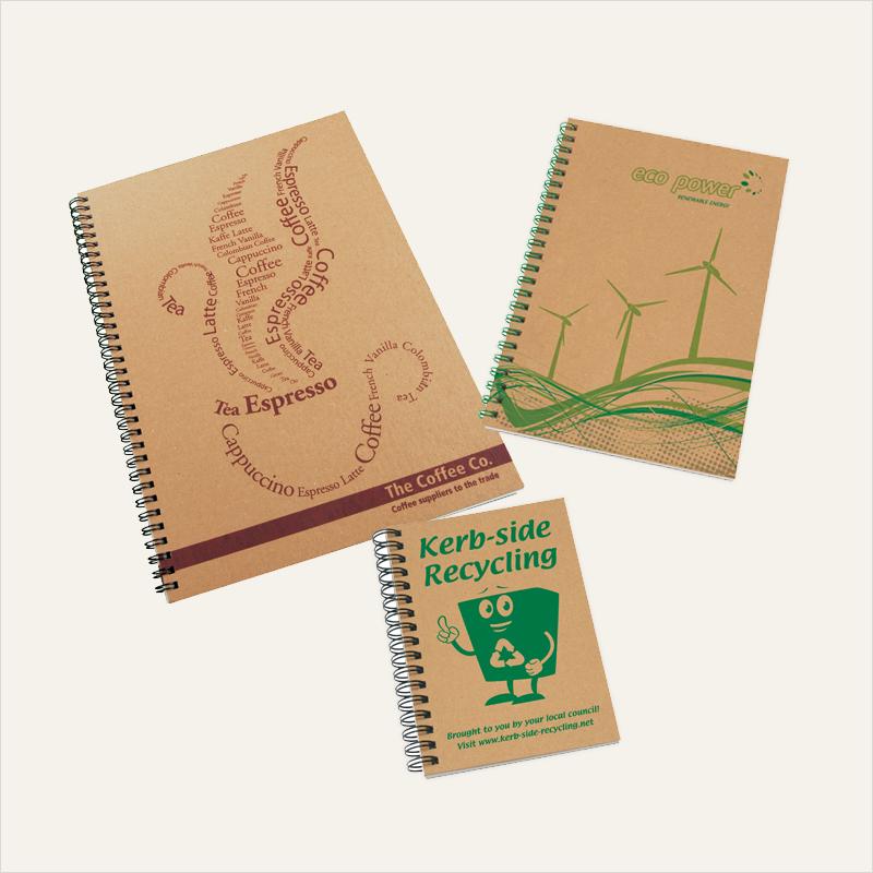 enviro-smart™ – natural cover wiro-bound pad