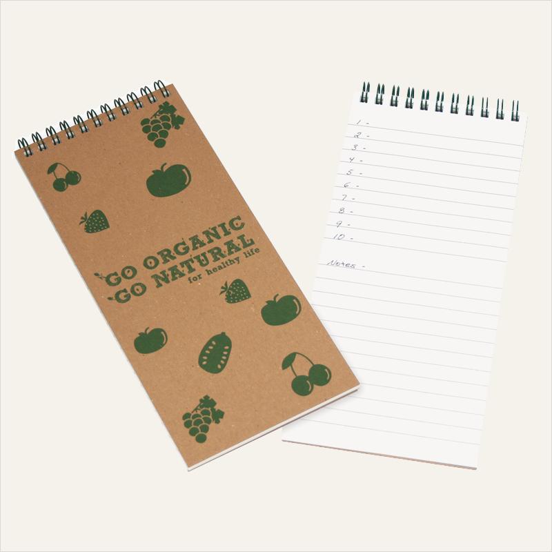 enviro-smart™ – natural cover list pad
