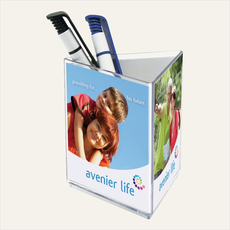 smart-holder™ – tri pen pot insert