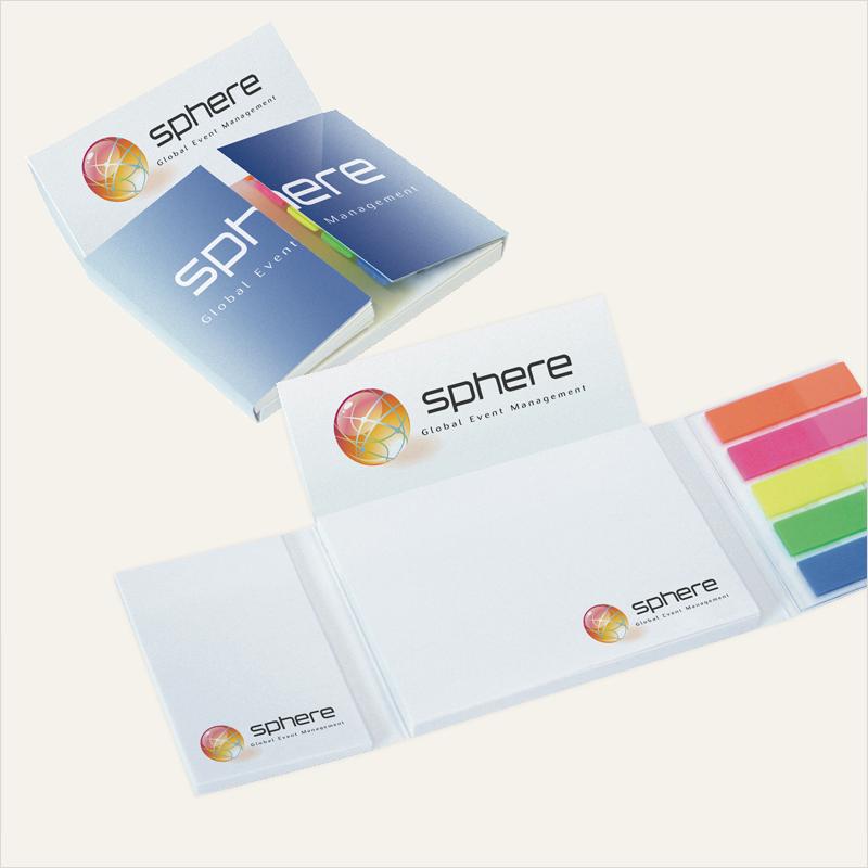 sticky-smart™ – billboard index combi set