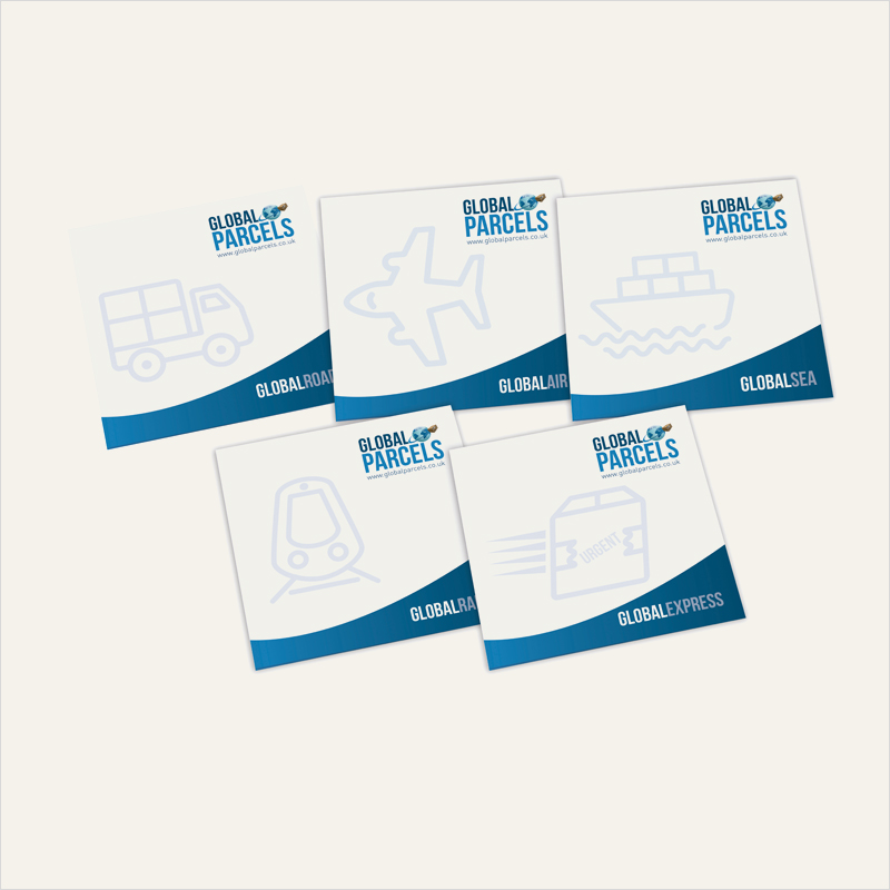 sticky-smart™ – note quintet print