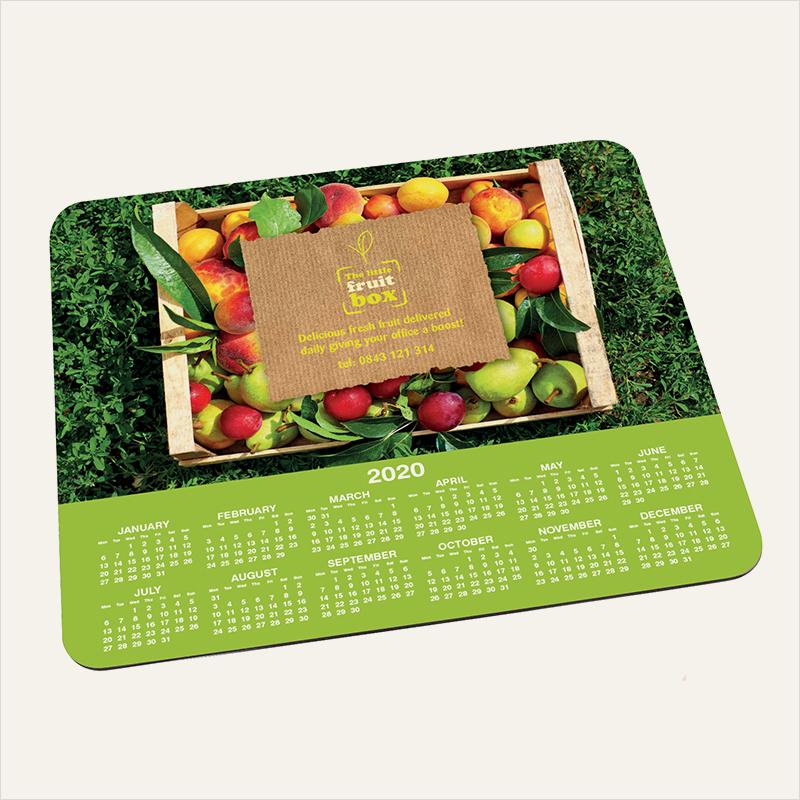 duplas™ – calendar mouse mat
