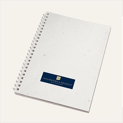 enviro-Smart White Card Cover